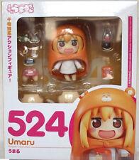 "Anime Himouto! Umaru-chan Doma Umaru 10cm/4"" Nendoroid PVC Figure 524 New In Box"