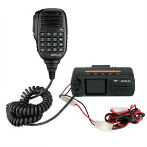 RT73 Mini GPS Dual Band Mobile Radio (EXPRESS SHIPPING)