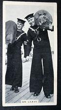 HMS NELSON  Royal Navy Battleship  Crew    Vintage Photo Card