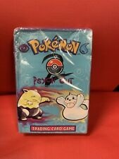 ⭐️BRAND NEW OLD STOCK⭐️ Pokemon Base Set PSYCH OUT Theme Deck FACTORY SEALED
