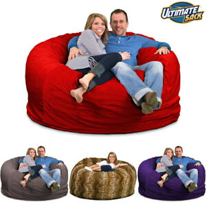 Ultimate Sack 6000 (6 ft.) Bean Bag Chair in multiple colors