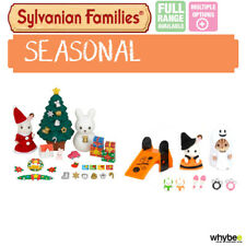 Sylvanian Families conjuntos de Halloween & Navidad Gama elija su Conjunto Nuevo