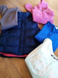 Ladies Tops Bundle Size 10,12,14 x 5 Items, Next, Monsoon Dunnes etc