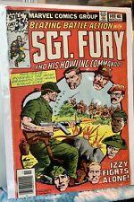 SGT. FURY AND HIS HOWLING COMMANDOS #149 - NOVEMBER 1978 - Marvel