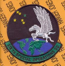 """USAF AFSOC 318th Special Operations Sqdn Theatre made 4"""" patch"""