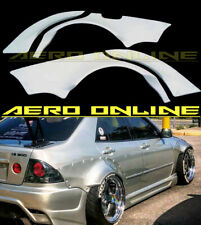 +65mm Rear Over Fenders Set For Lexus IS200 IS300 Toyota Altezza