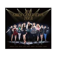 SNSD 2011 GIRLS' GENERATION TOUR CD (2CD + Photobook 60p) Sealed Official