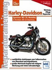 WERKSTATTHANDBUCH REPARATURANLEITUNG 5297 HARLEY DAVIDSON SPRTSTER 883 XL ab2007