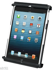 RAM Tab-Title Holder for iPad Mini, All Versions 1-4,  With Case ex. Lifeproof