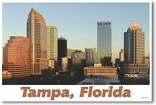 Tampa Florida - NEW World Travel POSTER