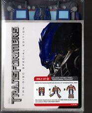 TRANSFORMERS w/world's first exclusive OPTIMUS PRIME ROBOT TRANSFORMING PACKAGE