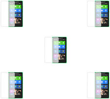 5 X Clear Screen Protector Guard Film For Nokia X / X+ / A110