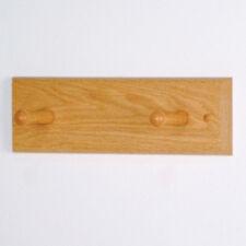 "Wooden Mallet 2 Peg Coat Rack- HCR-2WLO Coat Rack 36"" x 3.5"" x 4.5"" NEW"