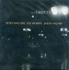 CD JOE MORRIS Fine Objects * CANCURA  NAZARY | Not Two