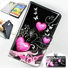 Leather Wallet Cover Soft Case For Samsung Galaxy Note 3 Note III N9000 N9005