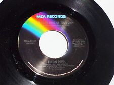 Elton John: Grow Some Funk of Your Own / Feel Like a Bullet  [Unplayed Copy]