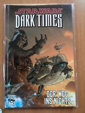 Star Wars Dark times el camino hacia la nada especial tomo 65