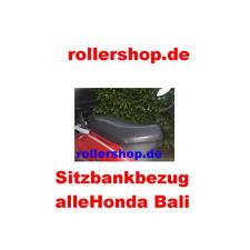 Sitzbank-Bezug Honda Bali 50, Bali 100, Handgenäht in Deutschland