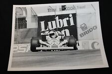 Photo Fly Saudia Williams Ford FW06 1978 #27 Alan Jones (AUS)