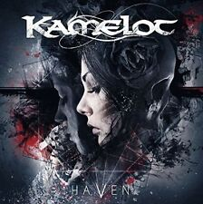 Haven [Digipak] by Kamelot (U.S.) (CD, May-2015, 2 Discs, Napalm Records)