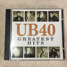 UB40 Greatest Hits CD _9308 (No Barcode) _Good+++.