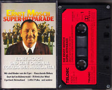 MC Ernst Mosch - Super-Hitparade - TELDEC geschraubt Egerländer Musikanten
