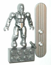 MEGA BLOKS Marvel Series 3 - Ultra Rare Figure Silver Surfer Brand new & sealed!