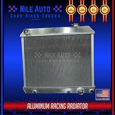 3 ROW RACING ALUMINUM RADIATOR FOR 61-66 CHEVY TRUCK C/K SERIES/PONTIAC PICKUP