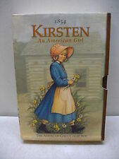 KIRSTEN THE AMERICAN GIRLS COLLECTION BOXED SET OF 6 BOOKS