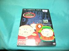 SOUTHPARK The Complete Tenth Season (10) - DVD Box Set - New Sealed