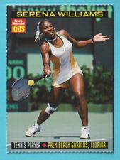 1999 Sports Illustrated Kids RC Serena Williams #814 Tennis (KCR)