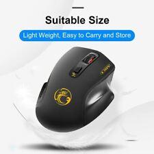 Wireless mouse 2000 DPI Adj Optical Computer Mouse Ergonomic Mice