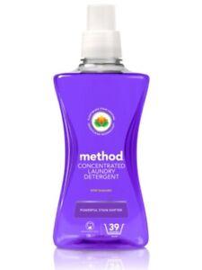 Laundry Liquid Wild Lavender 1560ml (Method)