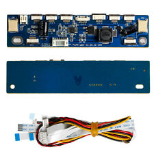 Backlight LED Inverter Tester Constant Current Board Driver Board 12 Connecters