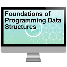Foundations of Programming Data Structures Video Tutorial Training