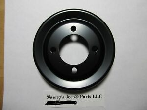 FITS JEEP CHEROKEE COMMANCHE 4.0L WATER PUMP PULLEY 53002907AB NEW
