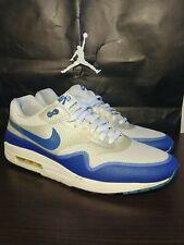 Nike Air Max 1 Hyperfuse 2012 Varsity Blue 543435-140 Size 12 Rare