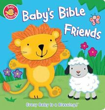 Babys Bible Friends: Baby Soft Book (Baby Blessin