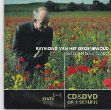 Raymond Van Het Groenewoud-Het Leven Is Een Cado cd single