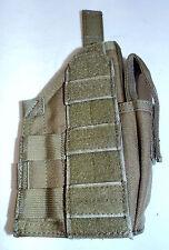 BLACKHAWK TAN / DESERT HOLSTER - British Army Issue , NEW