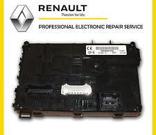 Renault Clio UCH (BCM) Cuerpo Módulo de control de servicio de reparación-Garantía De Por Vida
