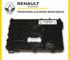 Renault Clio MK2 BCM Body Control Module Repair Service - UCH BSI