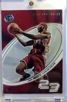 2004 04 Skybox E-XL LeBron James #53, 2nd YEAR CARD, CAVALIERS