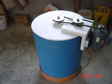 HONEY EXTRACTOR - BUILD YOUR OWN AT FRACTION OF COST