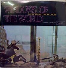 Norman Luboff Choir - Windows Of The World 2 LP New Sealed P2S 5310 Vinyl Record