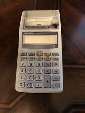 Sharp EL-1611P Printing Calculator