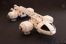 HUGE Lego Space 1999 Eagle Transporter Instructions MOC; Full Minifigure scale