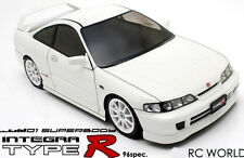 1/10 RC Body Shell  ACURA INTEGRA TYPE R 190mm Car Body w/ LIGHT BUCKETS