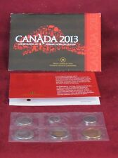 #121284  CANADA 2013 UNCIRCULATED COIN SET