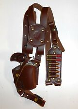 CHOCOLATE SHOULDER HOLSTER for BOND ARMS DERRINGER